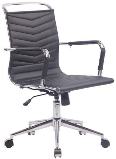 BHM Germany Kancelářská židle Hilay, černá