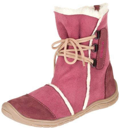Fare dekliški zimski čevlji 5545291, 28, roza