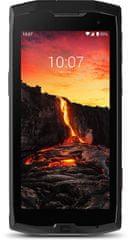 Crosscall Core-M4 mobilni telefon, črn