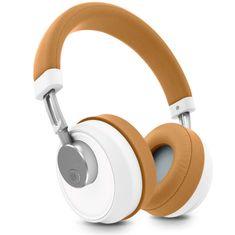 Energy Sistem Smart 6 slušalke, Bluetooth, karamel/bele