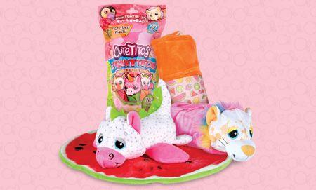 Fruititos Cutetitos plišana igračka, mirisna