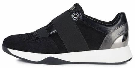 Geox női sportcipő SUZZIE D94FRD 022BN C9B1G, 36, fekete