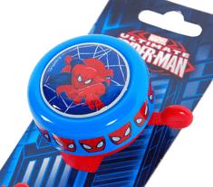 Volare Detský zvonček na bicykel - Spider Man