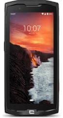 Crosscall Core-X4 mobilni telefon, črn