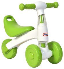 Qplay odrážedlo - bílo-zelené