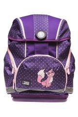 Tako Lahko ruksak, 27 x 14 x 19 cm, školski, ergonomski, Mačka