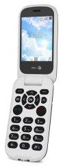Doro 7060 mobilni telefon, crno-bijel