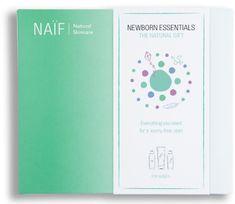 NAIF Set kosmetiky pro novorozence