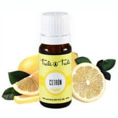 Ťuli a Ťuli Citrón prírodný esenciálny olej