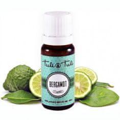 Ťuli a Ťuli Bergamot prírodný esenciálny olej