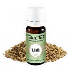 Ťuli a Ťuli Ajowan prírodný esenciálny olej