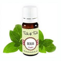 Ťuli a Ťuli Bazalka přírodní esenciální olej