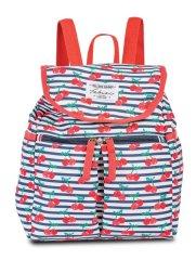 FABRIZIO Summer Backpack Cherry