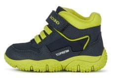 Geox chlapčenská členková obuv Baltic B0442A 0CEFU C0749