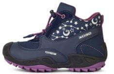 Geox dívčí kotníčková obuv New Savage J04CCA 0HHFU CF48B
