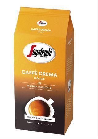 Segafredo Zanetti Caffe Crema Dolce 1000 g zrni