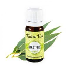 Ťuli a Ťuli Eukalyptus prírodný esenciálny olej