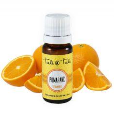 Ťuli a Ťuli Pomaranč prírodný esenciálny olej