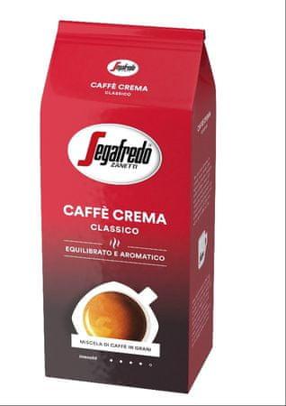 Segafredo Zanetti Caffe Crema Dolce, 1000 g zrni