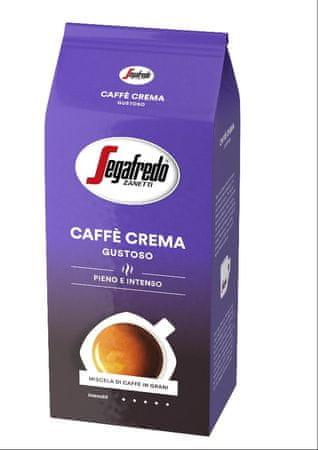 Segafredo Zanetti Caffe Crema Gustoso, 1000 g zrni