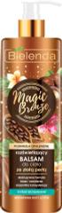 Bielenda MAGIC BRONZE Gold Pearl rozjasnújúce telové mlieko 250ml