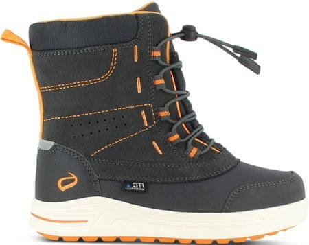 Leaf buty zimowe chłopięce LFV32004 39 szary