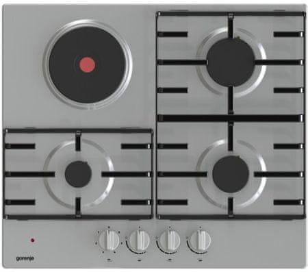 Gorenje GE680X ploča za kuhanje, kombinirana