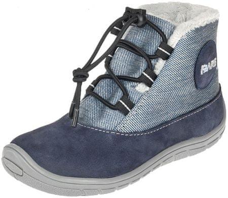 Fare buty zimowe dziecięce 5443201 25 niebieski