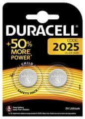 Duracell DL/CR 2025 3V baterija, litij