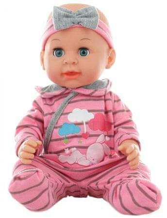 Lamps dojenček s kapo