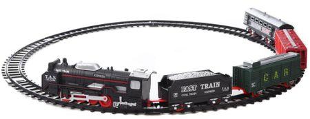 Lamps komplet tovorni vlak z dodatki