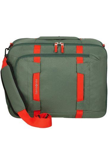 Samsonite Taška na notebook/batoh 2v1 15,6'' Sonora EXP 28/32,5 l zelená