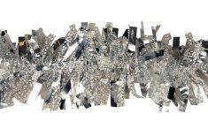 EverGreen Řetěz Chunky snow, průměr 9 cm, délka 600 cm