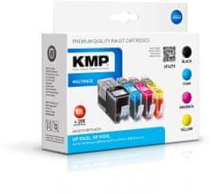 KMP HP 934XL/935XL Multipack (HP X4E14, HP X4E14AE) sada inkoustů pro tiskárny HP