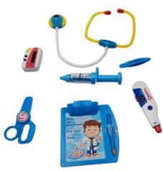 Teddies Sada doktor/ lékař stetoskop na baterie