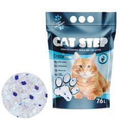 CAT STEP Crystal Blue żwirek silikatowy 3,34 kg