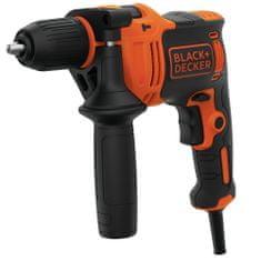 Black+Decker BEH710K Príklepová vŕtačka 710 W