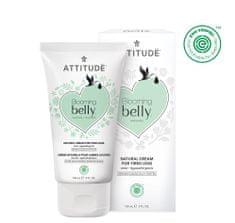 Attitude Blooming Belly Přírodní krém na unavené nohy nejen pro těhotné s mátou 150 ml