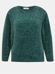 Jacqueline de Yong zelený svetr Chino
