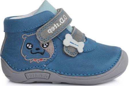 D-D-step fantovski čevlji 018-58, 23, modri
