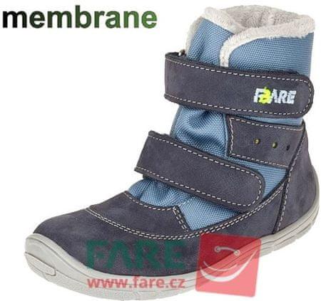 Fare fantovski zimski čevlji 5441201, 23, modri