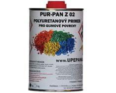 Gumový chodník Primer pod gumový granulát PUR-PAN Z 02