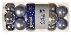 EverGreen Gömb x24, különböző, átm. 6 cm2