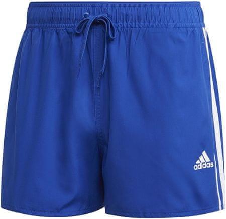 Adidas moške kratke hlače 3S CLX SH VSL, 2, modre