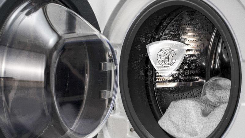 Pračka se sušičkou Haier HWD80-B14979-S ABT