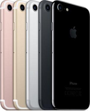 iPhone 7, Retina HD displej, A10 Fusion, optická stabilizácia obrazu, IP67, NFC, stereo zvuk