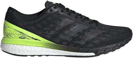 Adidas moška tekaška obutev Adizero Boston 9, 44,7, črna