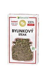 SanusVia Bylinkový steak zmes korenia 19g