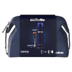 Gillette Ajándékkészlet Fusion5 ProGlide borotva + 1 Fej+ Borotvagél