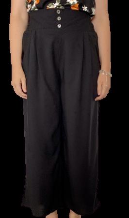 b.young női nadrág Gurli 20808287, 42, fekete